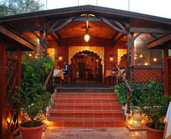 restaurant jaipur palace