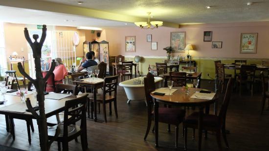 la vie en rose picture of la vie en rose restaurant mexico mexico city tripadvisor. Black Bedroom Furniture Sets. Home Design Ideas