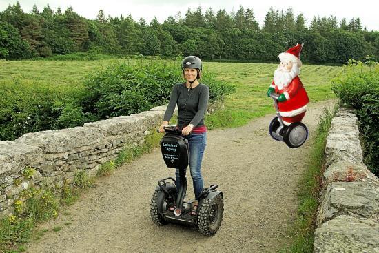 Lakeland Segway: Segway Christmas Tours