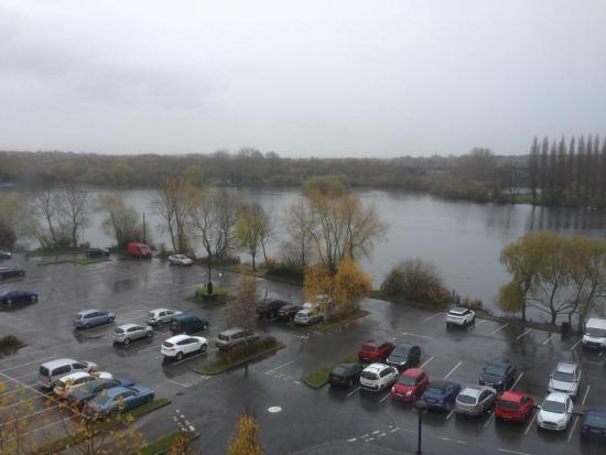 Holiday Inn Express Tamworth: from the 4th floor