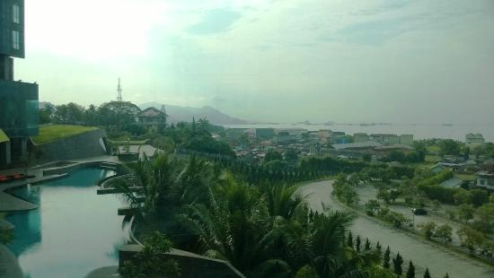 Hotel Novotel Lampung: Breakfast view