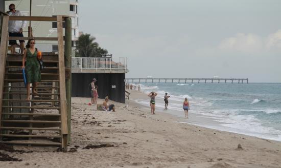 Lantana Public Beach