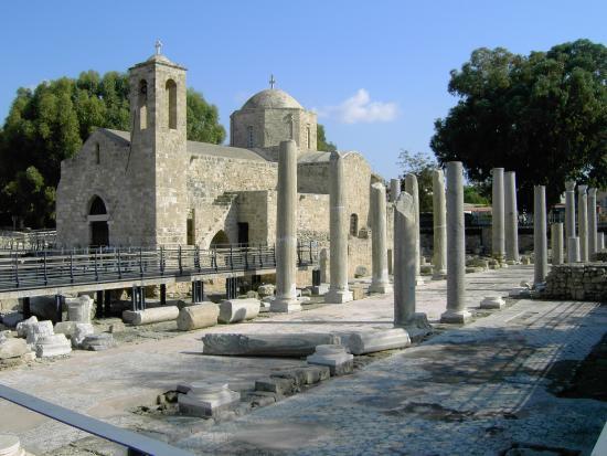 Chrysopolitissa-Kirche: By day