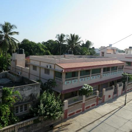 Hotel Samrat: View from room