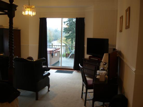 Craig-y-Dderwen Riverside Hotel: Room