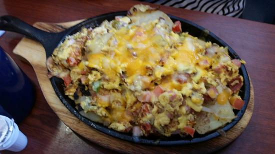 Corona, Californie : Hobo Skillet
