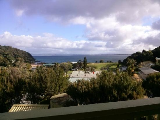 Whatuwhiwhi TOP 10 Holiday Park: View from seaview motel unit