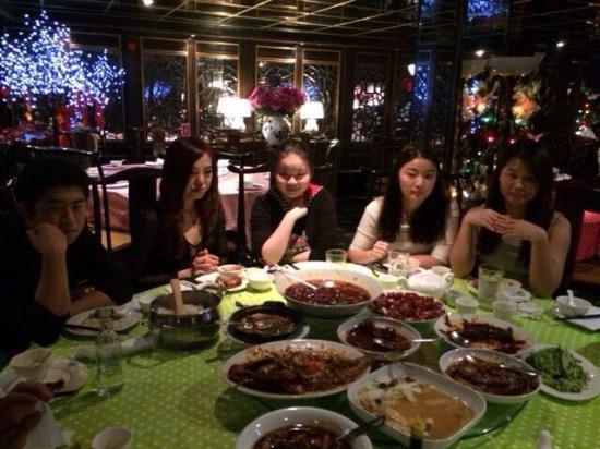 Wongs Chinese Restaurant My Friend S Birthday Party