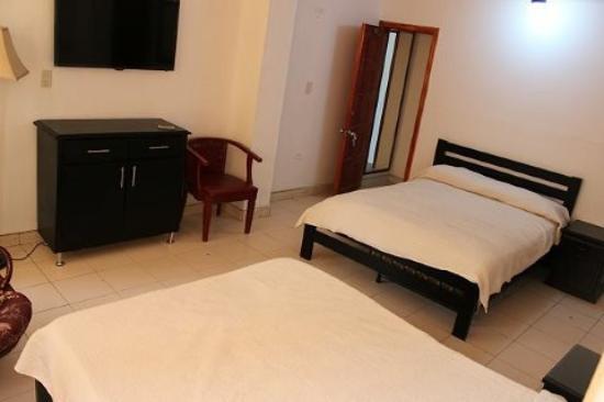 Hotel Rocamar: Habitaciones confortables