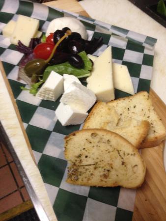 Cafe Amici: food