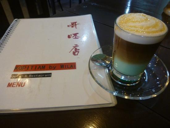 Kopitiam by Wilai: coffee