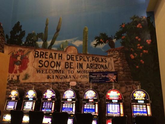 Route 66 Casino Hotel: Mural