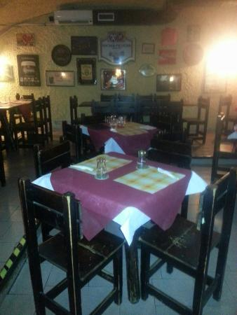 Beer House: La piccola sala