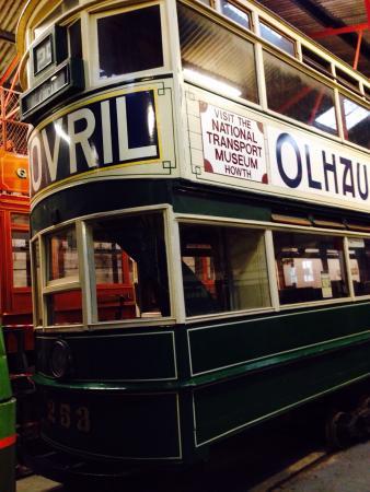 National Transport Museum: Dublin Utd 253