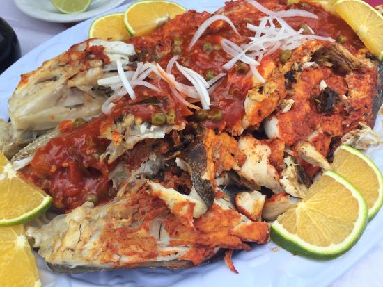 Dona Rosita : Great fish preparation. We bought this fish from a local fisherman. More in my review.
