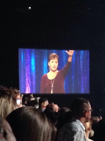 Amalie Arena: Joyce Meyers conference 2014