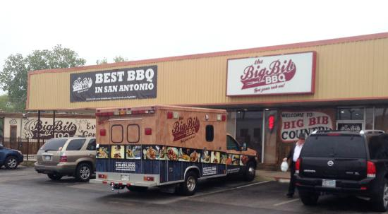 Big Bib Barbeque Amp Catering Picture Of The Big Bib San