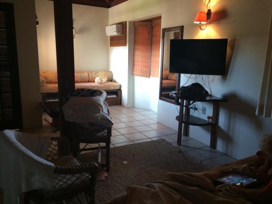Hotel Pousada da Lagoa: Quarto