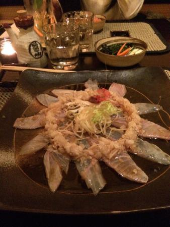 Furai: Primo di sashimi