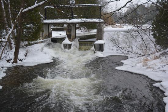 The Falls Inn & Spa: Walter's Falls
