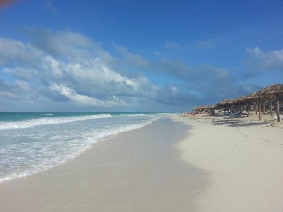 Sandy Beach Picture Of Valentin Perla Blanca Cayo Santa Maria Tripadvisor