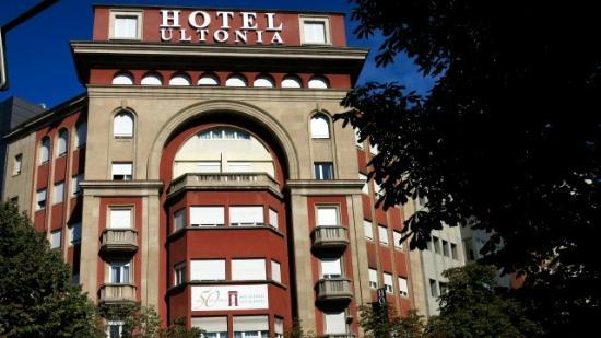Hotel Gran Ultonia Girona: Hotel Girona