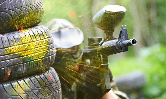 National Paintball Fields