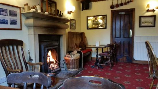 Grinton, UK: Cosy