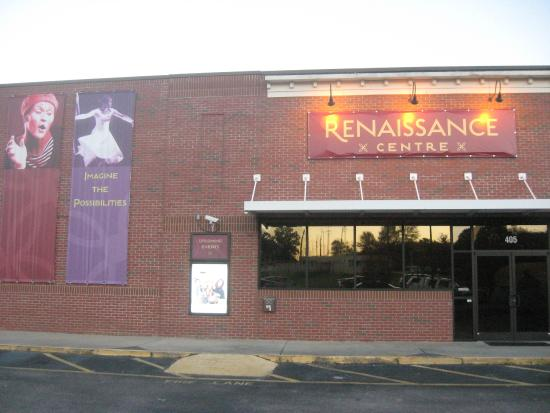 ‪Wake Forest Renaissance Centre‬