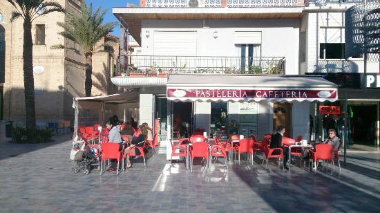 Cafeteria Rizos