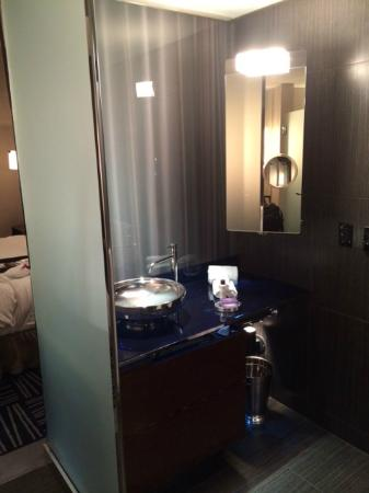 Bathroom Sinks Dallas bath sink - picture of the joule, dallas, dallas - tripadvisor