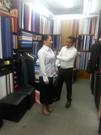 LBA  Suit