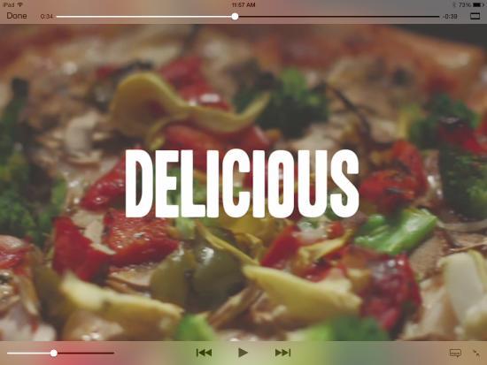 Γιάρμουθ Πορτ, Μασαχουσέτη: DON'T FORGET TO TRY THE VEGGIE PIZZA!!!