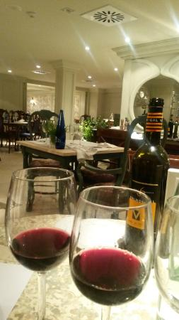 Hotel Rice Reyes Catolicos : Muy buen restaurante