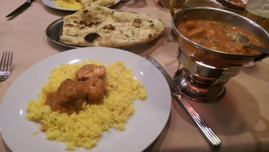 South Indian Garlic Chilli Chicken: fotografía de Spice Garden ...