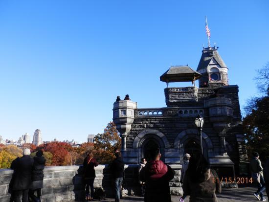 Central Park Sightseeing: belvedere castle