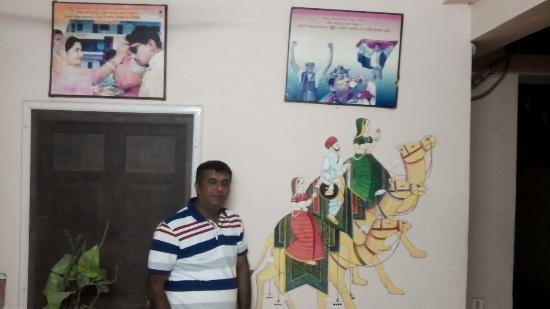 at hotel shri ram heritage