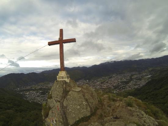 Vista de Jinotega desde lo alto