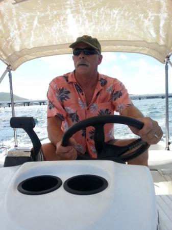 Κόλπος Simpson (Λιμνοθάλασσα), Άγιος Μαρτίνος: captine Bill
