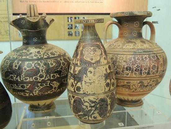 Penn Museum: Sala de Grecia