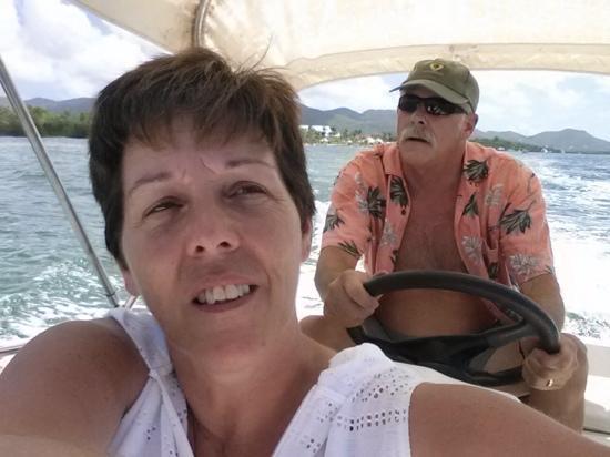 Κόλπος Simpson (Λιμνοθάλασσα), Άγιος Μαρτίνος: Fun fun fun
