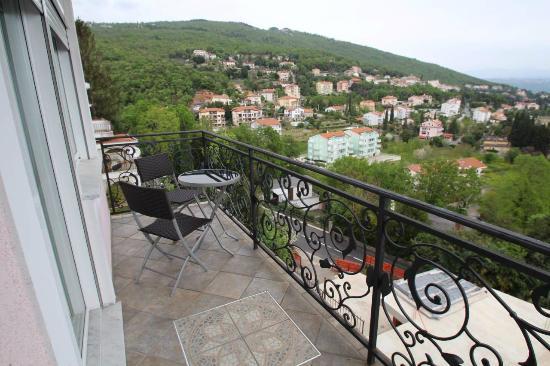 Villa Skakavac: Balcony A10