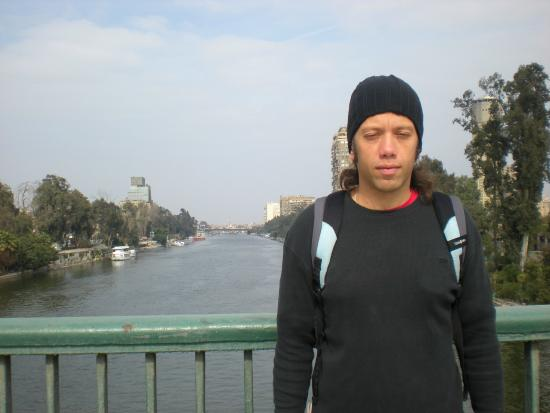 Zamalek (Gezira Island) : Uno de los tantos puentes de Zamalek