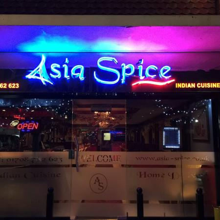 Asia spice romford