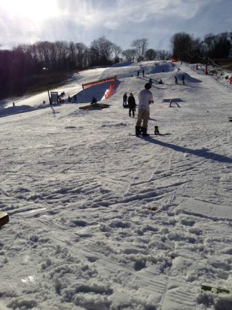 Woodbury Ski Area: Great snow, great sun... great fun at Woodbury!