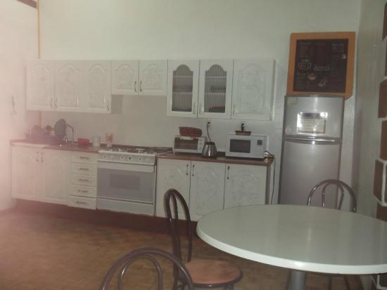 Hostal Centro Historico Regina: Cocina