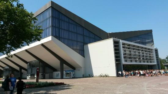 Grugapark Essen: Grugahalle