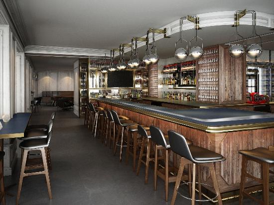 The Canterbury Kitchen & Bar: Bar