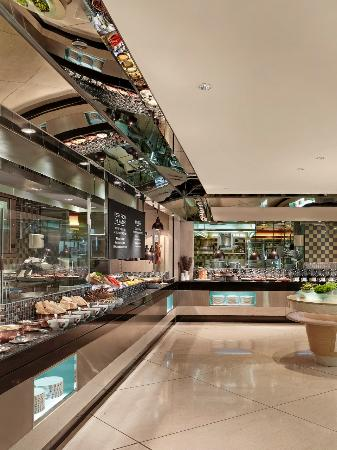 The Langham, Hong Kong: The Food Gallery