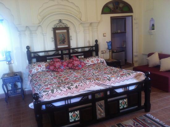 Bharatgarh Fort : The suite
